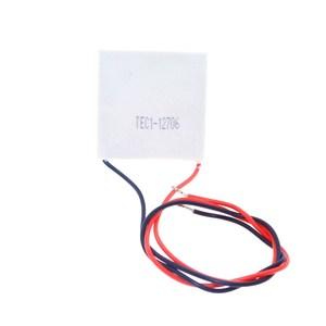 "Image 4 - 10pcs Tec1 12706 12v 6a Tec Thermoelectric Cooler Peltier (tec1 12706) אם אתה רוצה טוב באיכות, אנא לבחור בארה""ב"