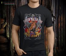 New Popular DAVID ALLAN COE POSTER Mens Black T-shirt Size S-3XL custom t shirts shirt design funny maker