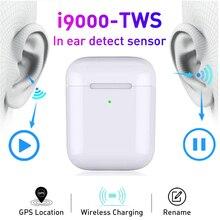 Original i9000TWS Wireless Earphone Air2 With Reverse magnet Charging Case Bluetooth 5.0 Earbuds Earphone PK i500 i2000 i5000 12