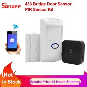 Sonoff 433 RF Bridge DW Door a