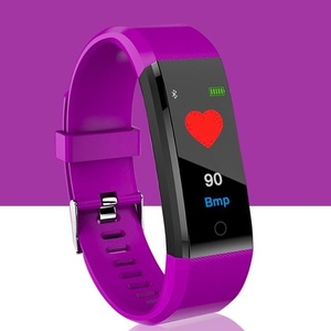 Image 3 - KLW Bluetooth  Watch Color Screen Waterproof Smart Band Heart Rate Blood Pressure Moniter Bracelet  Wristband