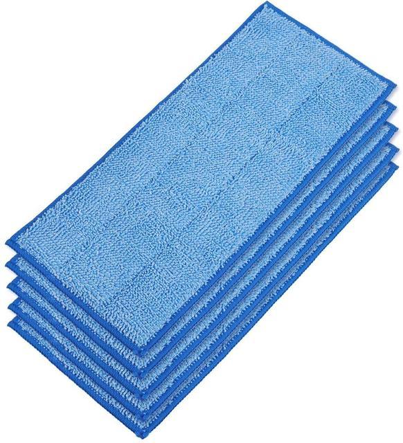 استبدال منصات ممسحة ستوكات لبداية ممسحة الرطب والجاف ، عبوات قابلة للغسل وقابلة لإعادة الاستخدام