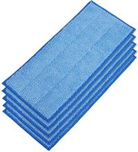 Replacement Microfiber Mop Pads for Swiffer Wet&Dry Mop Starter, Washable&Reusable Refills