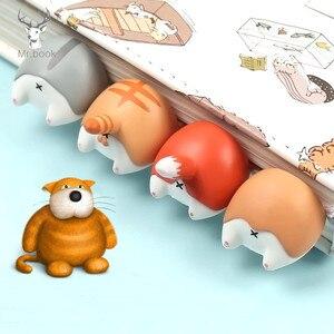 Cartoon Dog Cat Ass Bookmarks