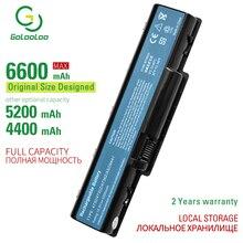 Golooloo 6 ячеек Аккумулятор для ноутбука acer Aspire 4732 5332 5334 5516 5517 5532 5734Z для eMachine D525 D725 E525 E527 E625 E627