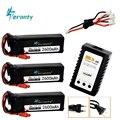 Аккумулятор + зарядное устройство для квадрокоптера BAYANGTOYS X16 X21 X22  2200 мАч-2600 мАч  11 1 В