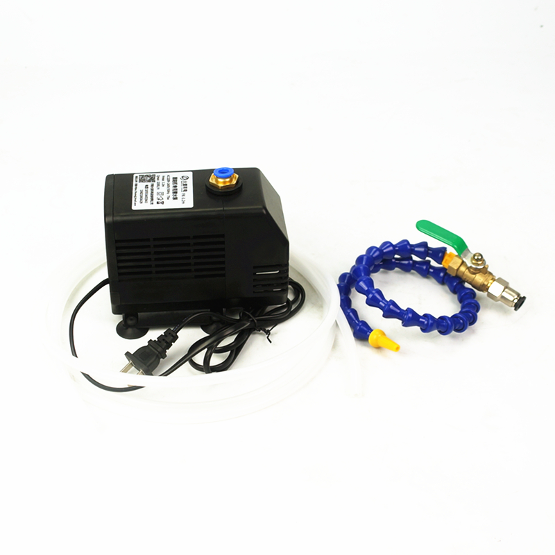 Water Pump Cooling Kit  Water Pipe 500mm Switch Universal Water Pipe Flexible Coolant Pipe Hose For Lathe Milling CNC Machine