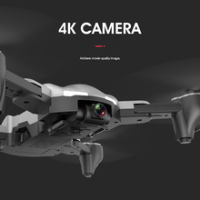 Foldable Profissional RC Drone with 4K 1080P HD Camera