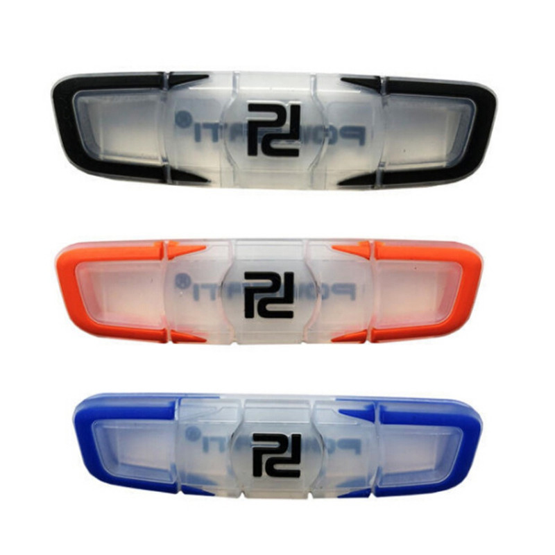 3PCS Tennis Rackets Shockproof Damper Shock Absorber Dampers Replacement Reduce Shocks Racket Accessories