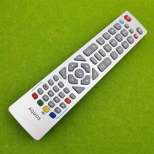Image 2 - Télécommande originale pour SHARP LC 32CFF6001K LC 40CFF6001K LC 43CFF6001K LC 48CFF6001K LC 49CFF6001K LC 43SFE7451K lcd tv