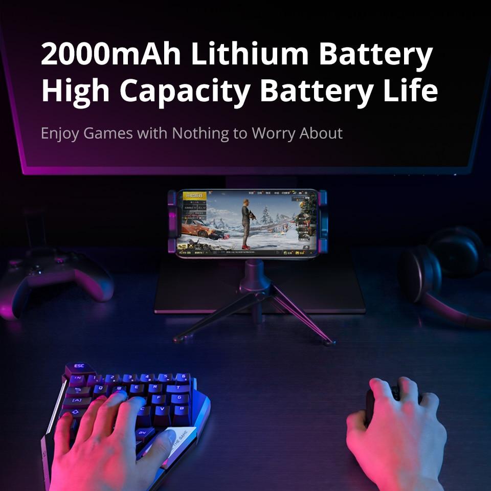 Flydigi Scorpion Bluetooth RGB Mechanical Keyboard 9