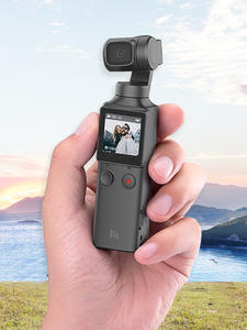 FIMI PALM 3-Axis 4K HD Handheld Gimbal Camera Stabilizer 128° Wide Angle Smart Track