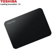 Dysk twardy Toshiba przenośny 1 TB 2TB 4TB zewnętrzny dysk twardy 1 TB Disco Duro HDD Externo USB3.0 HDD 2.5 dysk twardy darmowa wysyłka