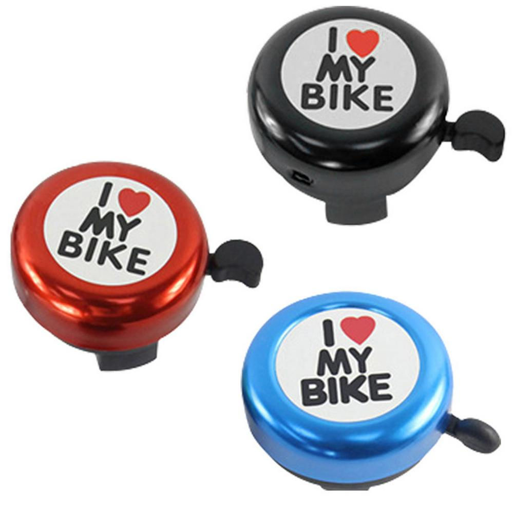 Bike Bells Cycling Bell Ring Metal Horn Safety Warning Alarm Bicycle Clear Loud Sound MTB Road Bike Cycling Accessories
