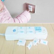10 шт. розетка питания US Plug защитный чехол детское защитный предохранитель