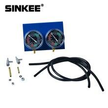 2 gaźnik Carb wakuometr synchronizator Synch Guage Set Cylinder synchronizacja równoważenie motocykl SK1868