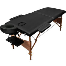 "Costway 84""l Portable Massage Table Facial SPA Bed Tattoo W/free Carry Case (Black)"