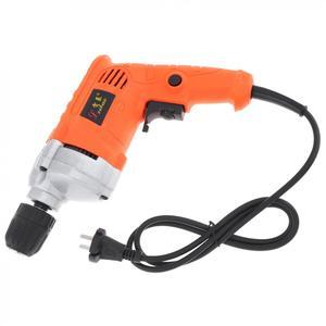 Image 2 - Broca elétrica handheld de alta potência de 220v 710w com interruptor de ajuste de rotação e mandril de broca de 10mm para segurar parafusos