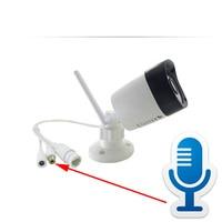 Baby Sleeping Monitors WIFI HD 1080P Waterproof IP Camera ONVIF H.264 Infrared Night Version M-otion Detection Home WIFI Camera