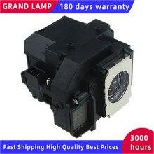 Haute Qualité ELPL54 V13H010L54 EB S7 EB S7 + EB S72 EB S8 EB S82 EB X7 EB X72 EB X8 EB X8E EB W7 EB W8 lampe De Projecteur pour Epson