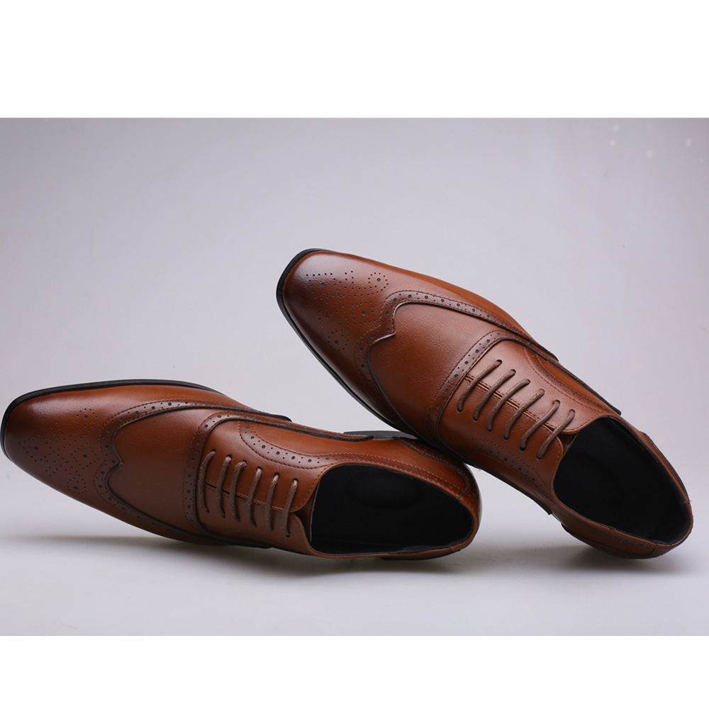 Business Comfortable Leather Shoe 10