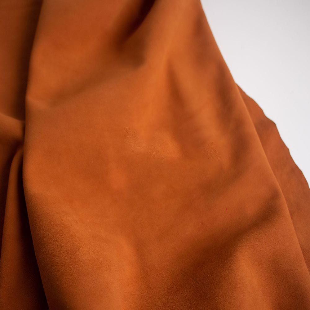 High quality goat skin   leather   Genuine   leather   material   suede   face   leather   soft 0.8mm thick whole skin real   leather   craft