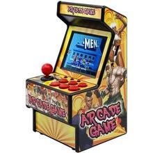Jeu de poche rétro d'arcade, lecteur de jeu TV 16 bits, 156 jeux intégrés, mini console d'arcade, jouet de décoration pour la maison