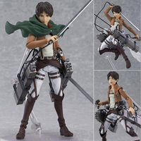 14CM Attack on Titan 203 207 213 Boxed PVC Action Figure Model Collection Toy 6 with box