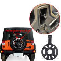 Автомобильная резервная камера заднего вида, водонепроницаемая запасная шина, крепление заднего хода, парковка для Jeep Wrangler PKW-Reservereifen 2007-2019