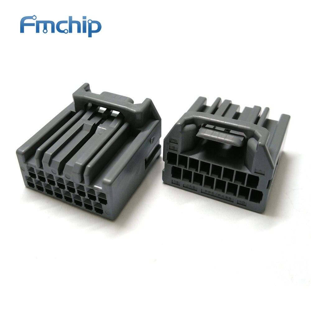 MX34016SF1 Connectors [Automobile  16P Sckt HOUSING 2.2mm]