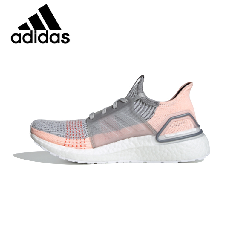 <font><b>Original</b></font> Authentic <font><b>Adidas</b></font> ULTRABOOST 19 Women's <font><b>Running</b></font> <font><b>Shoes</b></font> Outdoor Breathable Sports <font><b>Shoes</b></font> Comfortable Wear B75881 image