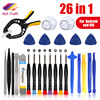 26 in 1 Phone Repair Tools Cell Phone Opening Pry Repair Kits Screwdriver Set for Samsung Xiaomi iPhone Repair Tool Kits 1