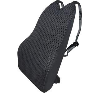 Image 5 - Auto Kussen Seat Ondersteuning Kussen Terug Kussen En Hip Pad Verlichten Wervelkolom Pijn Verlichten Stuitje En Taille Druk Lange Tijd zitten