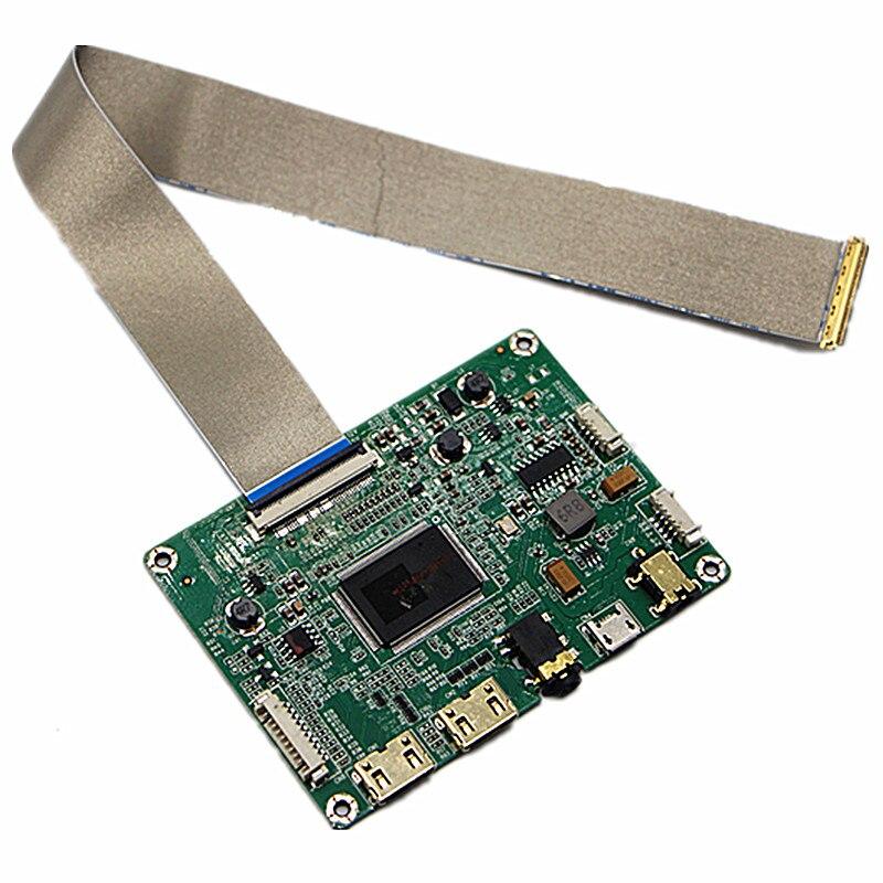 2mini HDMI + Audio 2K وحدة تحكم بشاشة إل سي دي طقم لوحة ل 2K LCD 14