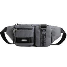 Belt Bag Men Sac Banane Homme Bag for Men Bolso Hombre Heuptas Heren Borse Tasche Banano Mujer Sac Moto Sac A Main Borsa Heuptas