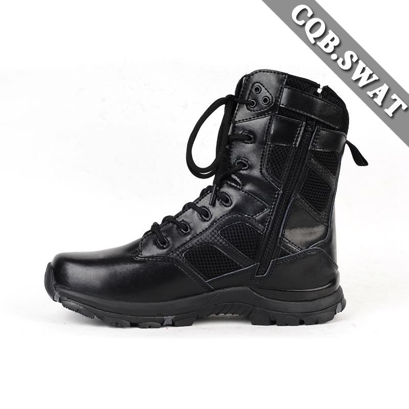 Manufacturers Direct Selling CQB.SWAT Genuine Product Wolf Warriors Combat Boots Shock Absorption Hight-top Outdoor Tactical Boo