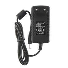Adaptateur LiitoKala 12V 1.5A pour lii 260 lii 300, adaptateur 12V 2A pour lii 400 lii 500, chargeur de batterie
