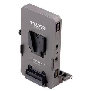 Image 2 - Tilta TA BTP2 V G BMPCC 4K 카메라 전원 공급 장치 용 15mm lws로드 어댑터 V 마운트 배터리 플레이트