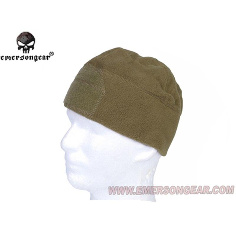 emersongear Emerson Tactical Watch Cap Polar Fleece Outdoor Hunting Range Hat Emersongear Warm Lightweight Headwear