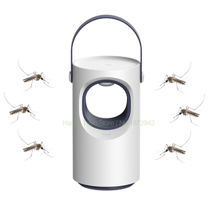 Sanlife Automatic Photocatalyst Mosquito Killer Low Mute Blue Light Mosquito Fan Mosquito Repellent Mosquito Lamp Smart Home(China)