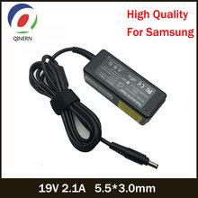 19v 21a 40w 55*30mm ноутбук адаптер переменного тока зарядное