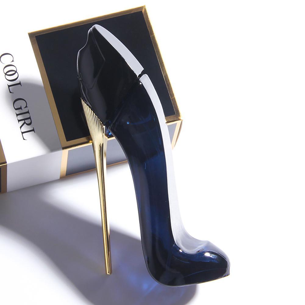 VIBRANT GLAMOUR High-heeled Shoes Shaped 40ml Perfume For Women Fragrances Body Spray Fashion Lady Flower Fruit Perfumes