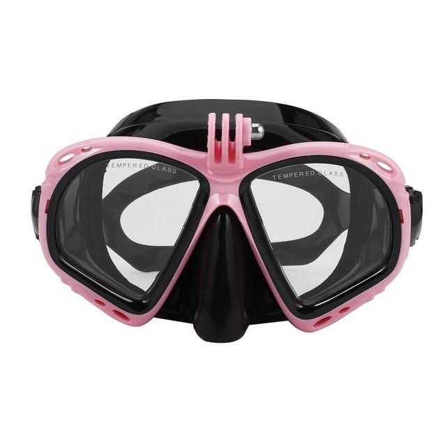 Professional Underwater Diving Mask For Camera 1