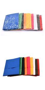 Image 3 - Kochen Schürze Männer Frau Reine Farbe Baumwolle Polyester Ärmellose Schwarze Schürze mit Doppel Tasche Haushalt Reinigung Für Mama Papa
