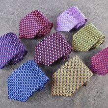 Cravates en soie naturelle pour hommes