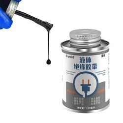 30/125ML New Insulating Electronic Sealant Fixed High Temperature Resistant Silicone Rubber Sealing Glue Waterproof