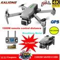 L109 Drone 4K met HD Camera GPS 5G WIFI quadcopter drone profissional quadrocopter dron Mini pocket drones VS SG907