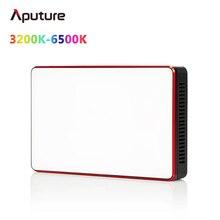 Aputure AL MC портативная Светодиодная лампа 3200K 6500K мини RGB светильник с режимами HSI/CCT/FX освещение для видеосъемки