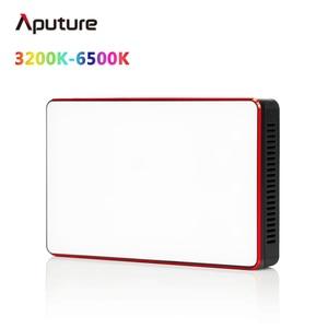 Image 1 - Aputure AL MCแบบพกพาLED Light 3200K 6500K Mini RGBที่มีHSI/CCT/FXโคมไฟโหมดถ่ายภาพวิดีโอ