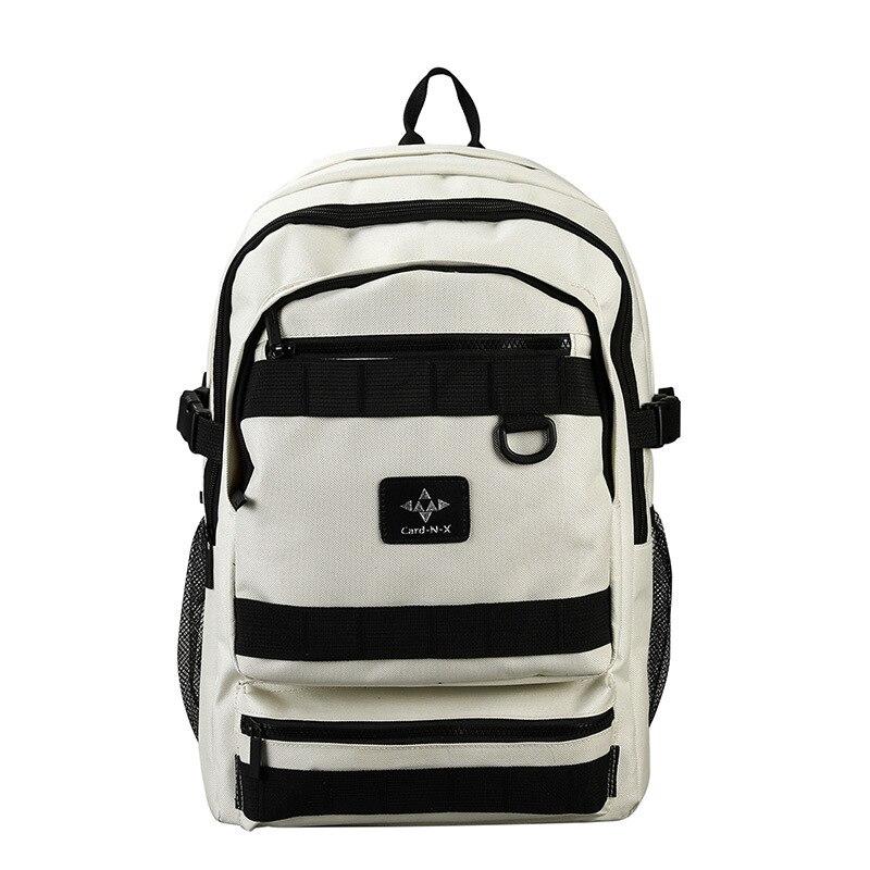 Big Oxford Men Backpack Women School Bags For Teenage Girls Boys Teen Bagpack Preppy Style Campus Student Back Pack Female 2020